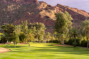 Southwest Grounds Phoenix Scottsdale golf course (image)